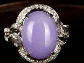 紫罗兰翡翠按颜色如何划分