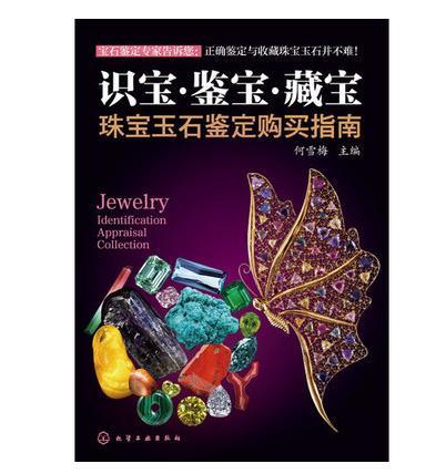 《识宝·鉴宝·藏宝--珠宝玉石鉴定购买指南》【价格 PDF电子版下载 摘要 试读】